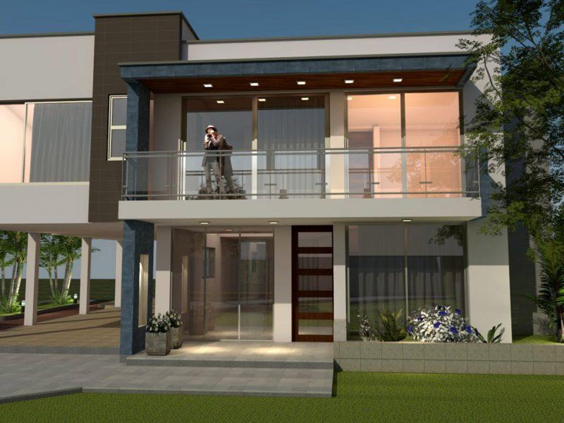 Dise O Casa Campestre Sol Naciente Planos Modernos Venta