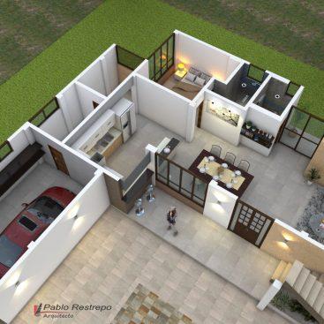 Servicios de arquitectura dise o y construcci n planos de - Construccion y diseno de casas ...