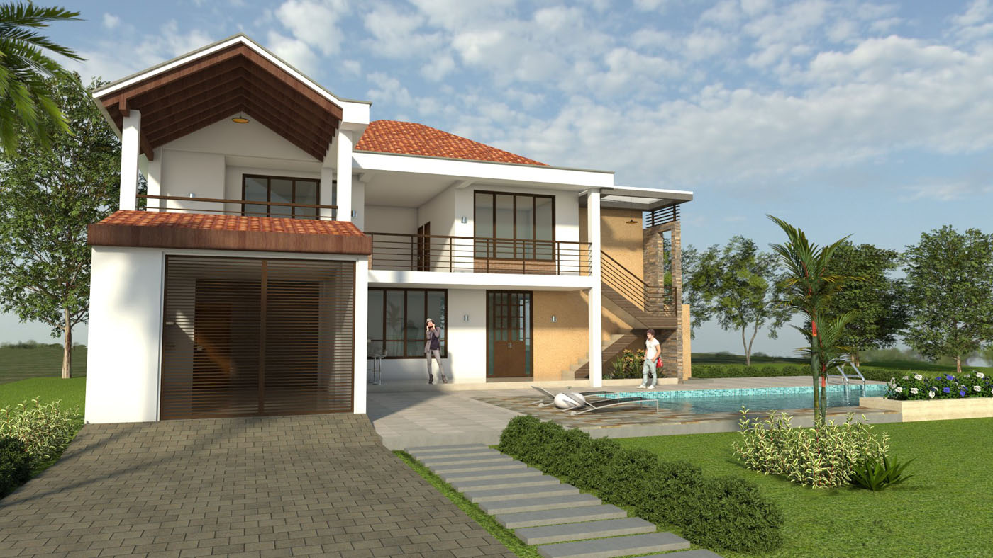 Planos de casas campestres dise os modernos venta en linea for Casas modernas rurales
