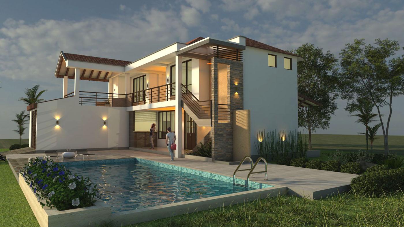 Dise o casa campestre horizonte planos de casas campestres dise os modernos venta en linea - Diseno de casas en linea ...