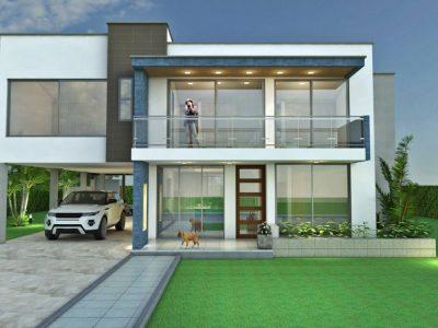 Planos de casas campestres dise os modernos venta en linea for Casa moderna 6 00 m x 9 00 m 2 pisos interior