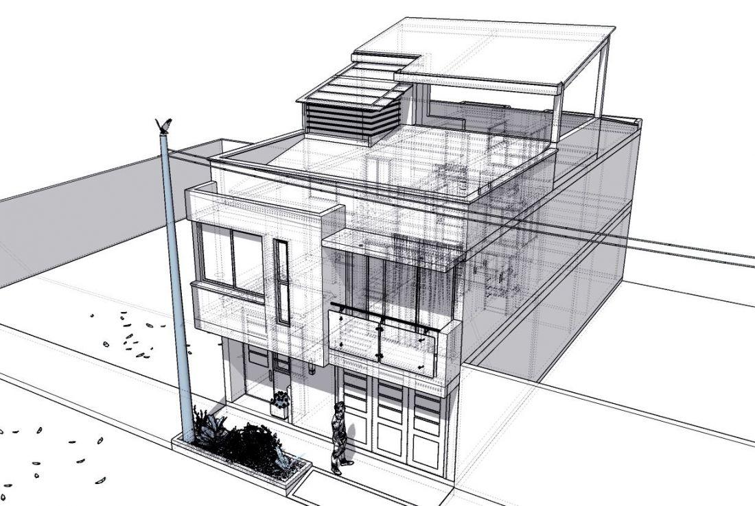 Licencias De Construccion, Planos De Casas Campestres