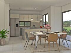 Diseño casa campestre las margaritas