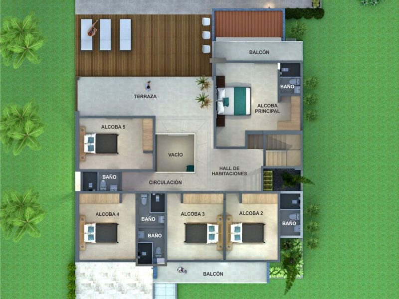 Dise O Casa Campestre Sol Naciente Planos De Casas