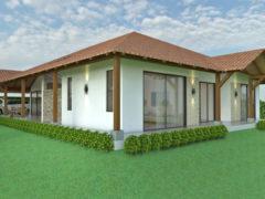 Casa campestre villas del caney