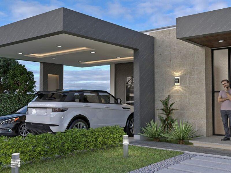 Diseño casa campestre Pasieli